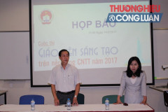 TP. HCM: Tổ chức cuộc thi giáo viên sáng tạo trên nền tảng công nghệ thông tin 2017