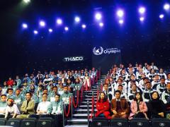 """Thaco là nhà tài trợ Chương trình """"Đường lên đỉnh Olympia"""" từ 2017"""