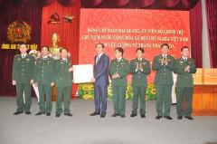 Chủ tịch nước Trần Đại Quang tới thăm và làm việc với lực lượng vũ trang tỉnh Thanh Hóa