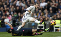 Gareth Bale trở lại, Real Madrid vững vàng ngôi đầu