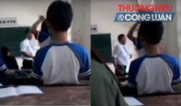 Hậu Giang: Sở GD&ĐT báo cáo vụ thầy giáo và nữ sinh đánh nhau trong lớp