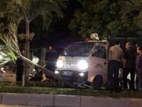 """Thanh Hóa: Xe tuần tra của công an """"mất lái"""" đâm thiệt mạng một phụ nữ!"""
