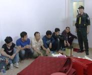 """Ninh Bình: Triệt phá sới bạc """" khủng"""" bắt giữ 39 đối tượng, thu giữ hơn 1 tỷ đồng"""