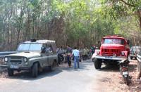Tây Ninh: Nguy cơ cháy hơn 50.000 ha rừng