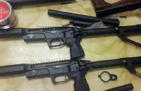 4 khẩu súng hơi cùng hàng nghìn viên đạn bị bắt giữ tại sân bay Nội Bài