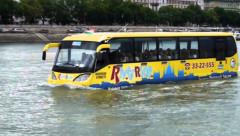 TP. Hồ Chí Minh sẽ thí điểm xe buýt sông trong năm 2017