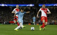 """Champions League: Aguero tỏa sáng, Man City """"bắn hạ"""" Monaco"""