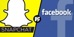 Facebook công khai nhái lại một số tính năng nổi trội của Snapchat