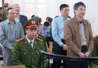 Nguyên Tổng giám đốc Vinashinlines cùng bị cáo Giang Kim Đạt lãnh án tử hình