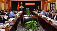 Hải Dương: Tạm dừng bổ nhiệm mới cán bộ lãnh đạo cấp phòng