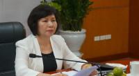 Yêu cầu kiểm tra thông tin về khối tài sản của Thứ trưởng Hồ Thị Kim Thoa