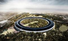 """Trụ sở """"phi thuyền"""" Apple Park sẽ khánh thành vào tháng 4"""