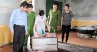 Hà Nam: Phát hiện và thu giữ hơn 500 kg mỡ lợn không đảm bảo ATTP