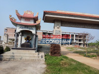 Thị trấn Thổ Tang (Vĩnh Phúc): Hãi hùng những ngôi mộ