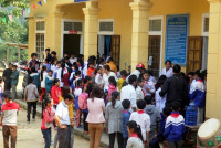 Xã Hạnh Dịch (Quế Phong, Nghệ An): Nhiều học sinh bị suy thận