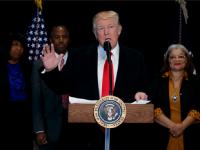 Ông Trump cam kết đối phó với nạn buôn người