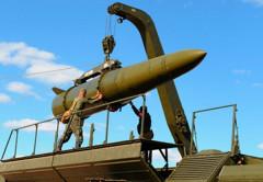 """Nga """"thử thần kinh"""" Mỹ-NATO với tên lửa khủng"""