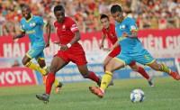 V-League: Thi đấu thiếu người, Hải Phòng FC gục ngã ở Nha Trang