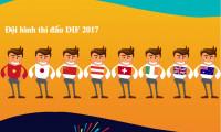 Khuấy động mùa hè với DIFF 2017 tại Đà Nẵng