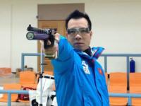 Hoàng Xuân Vinh về nhì tại giải vô địch bắn súng thế giới 2017