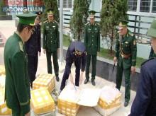 Lạng Sơn: Bắt giữ 500 kg nầm lợn nhập lậu