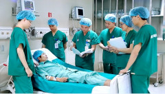 BVĐK tỉnh Phú Thọ: Lần đầu tiên phẫu thuật tim thành công