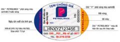 Cách phân biệt gas Petrolimex thật - giả