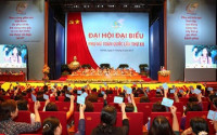 Bầu 161 ủy viên Ban chấp hành Hội Liên hiệp Phụ nữ Việt Nam