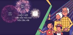 """Thoả sức """"quẩy"""" ở lễ hội pháo hoa Đà Nẵng 2017"""