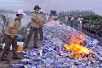 Chống buôn lậu thuốc lá: Hạn chế bất cập - đẩy lùi vấn nạn