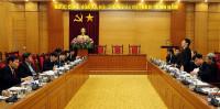 BCĐ Đổi mới và phát triển doanh nghiệp Trung ương làm việc với UBND tỉnh Vĩnh Phúc