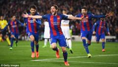 Barcelona - PSG: Màn