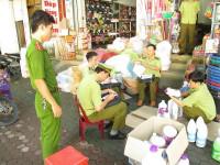 Nghệ An: Buôn bán hàng cấm, hàng lậu vẫn diễn biến phức tạp