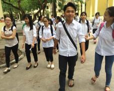 Thanh Hóa: Kỳ thi học sinh giỏi cấp tỉnh thu hút hơn 6.000 thí sinh tham gia