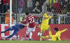 """Vòng 1/8 Europa League: Mkhitaryan lên tiếng, """"Quỷ đỏ"""" vẫn bị cầm chân ở Nga"""