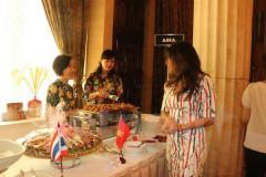 Món ăn Việt gây ấn tượng tại lễ hội ẩm thực quốc tế ở Indonesia