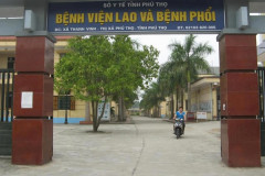 Phú Thọ: Nhiều cán bộ, viên chức BV Lao và Bệnh phổi bị kỷ luật
