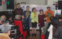 Ra mắt Hội Hương sắc Việt Nam - châu Âu