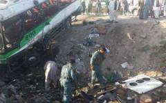 Afghanistan: Nổ bom khiến 20 người thương vong