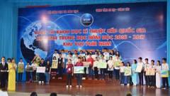 Khai mạc Cuộc thi Khoa học kỹ thuật cấp Quốc gia phía Nam