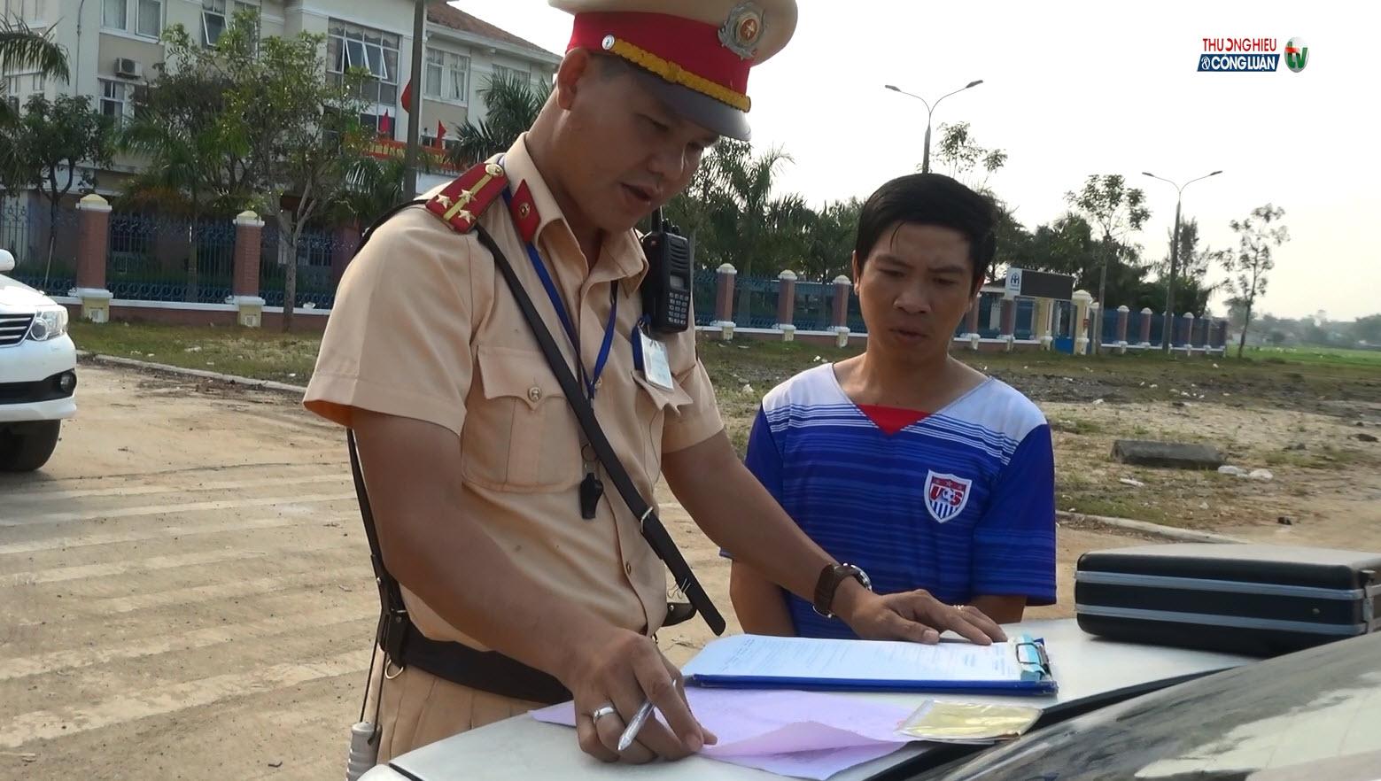 Công tác xử lý tình trạng xe cơi nới, xe quá tải tại Quảng Nam