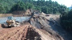 Nhiều sai phạm trong sự cố vỡ đập thải quặng ở Nghệ An