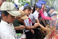 Quảng Ngãi: Dâng hương tưởng niệm 49 năm vụ thảm sát Sơn Mỹ