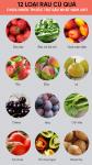 Mỹ công bố 12 loại rau, quả có lượng thuốc trừ sâu cao nhất