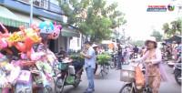 TP. HCM: Lo ngại mất ATVSTP tại chợ tự phát trên đường Phạm Văn Bạch