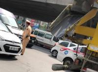 """Vụ """"làm ngơ"""" cho xe tải vào phố cấm (Hà Nội): Vì sao chưa xử lý những sai phạm?"""