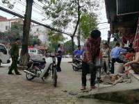 Hà Tĩnh: Ra quân dành lại vỉa hè cho người đi bộ