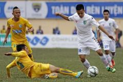 """V-League: Mai Tiến Thành """"đốt lưới"""" nhà, Thanh Hóa thua đau Hà Nội FC"""