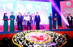 Vinamilk 21 năm liền nhận giải thưởng: Hàng Việt Nam chất lượng cao