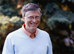 Tỷ phú Bill Gates tiếp tục là người giàu nhất thế giới